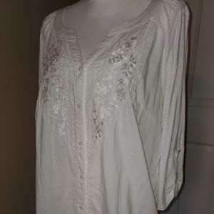 Light Weight Blouse